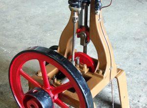 R. TIDMAN Organ Steam Engine