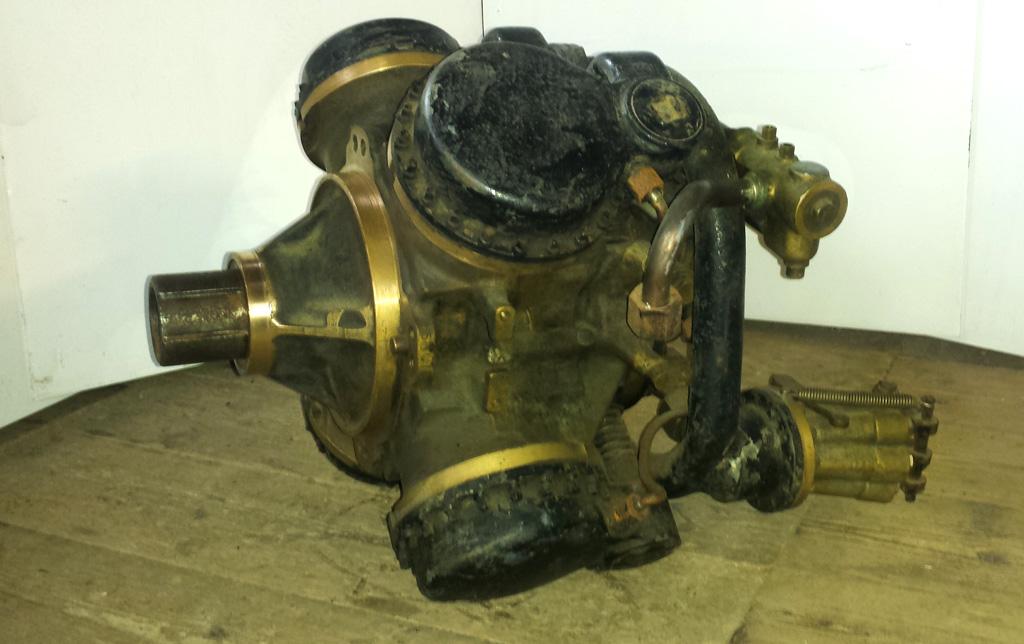Ask Speaker >> Torpedo Engine - PRESTON SERVICES