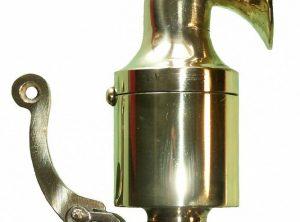 7″ Horizontal Trumpet Steam Sirens – No.3
