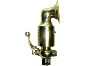 9″ Horizontal Trumpet Steam Sirens – No.4