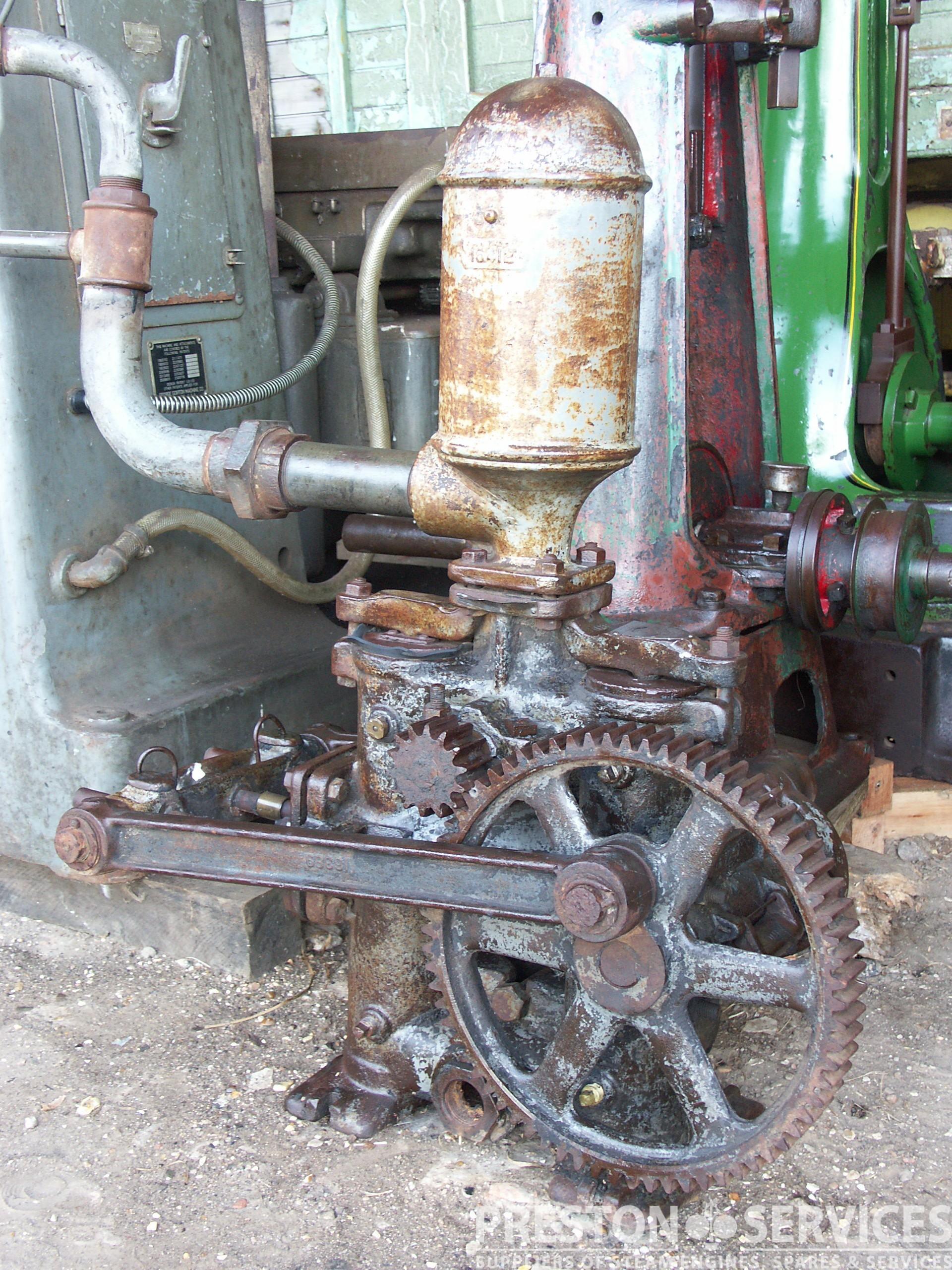 Goulds Mechanically Driven Water Pump Preston Services