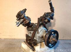1950's LIGHT STEAM POWER Steam Car Engine
