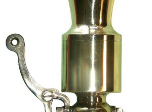 7″ Vertical Trumpet Steam Sirens – No.2