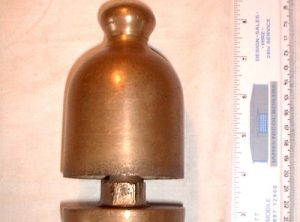 BELL TYPE WHISTLE 135