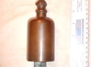 BELL TYPE WHISTLE 136