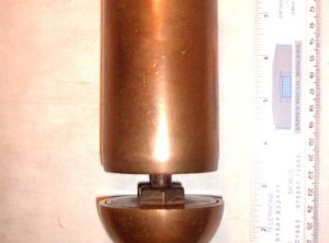 BELL TYPE WHISTLE 155