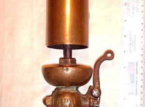 BELL TYPE WHISTLE 158