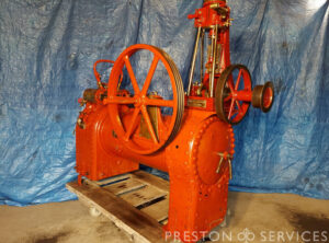 THOMAS WALKER GALLOPERS STEAM CENTRE ENGINE