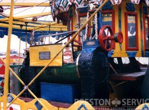 THOMAS WALKER Steam Gallopers Set