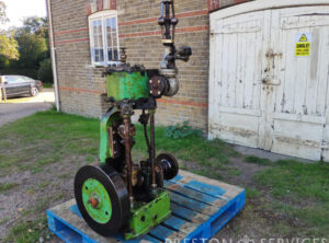 WANTAGE Vertical Steam Engine