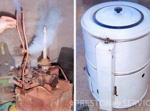 Steam Washing Machine (Domestic)