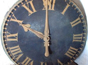 "1815 ""WATERLOO"" Turrett Clock"