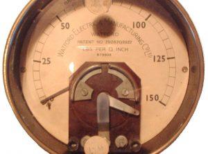 WATFORD 6″ Pressure Gauge