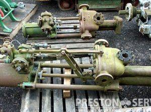 WEIR Vertical Boiler Feed Pumps