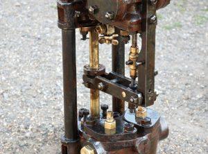 Single Cylinder Steam Driven Pumps