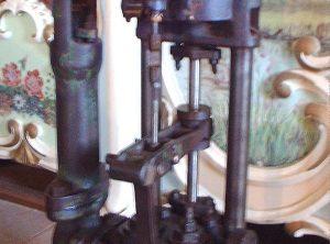 "WEIR  Vertical Boiler Feed Pump 2½"" x 1½"" x 5″"