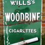 Wills_Woodbine_Enamel_Sign_1