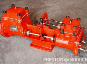 WORTHINGTON SIMPSON Duplex Boiler Feed Pump