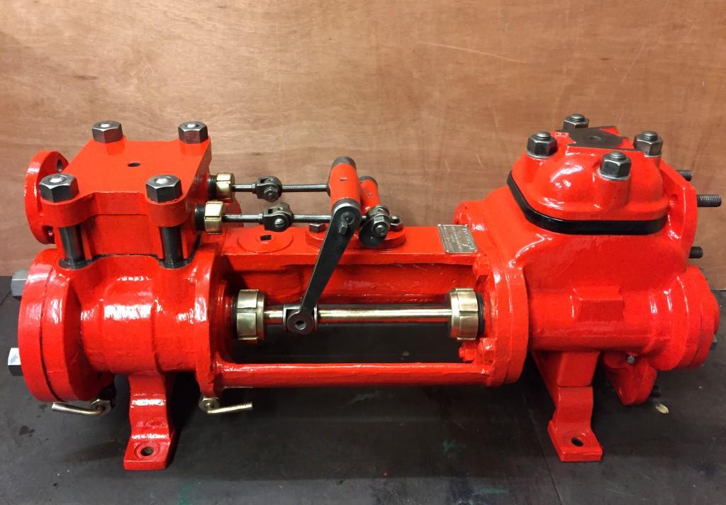 Worthington Simpson Duplex Boiler Feed Pump Preston Services