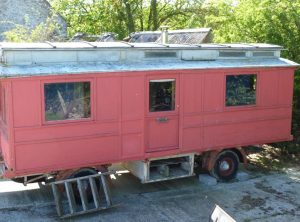 ORTON & SPOONER Showmans Living Van